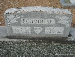 Bessie Leona <i>Clark</i> Schmidtke