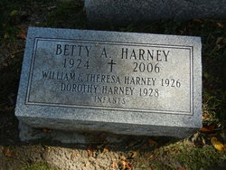 Betty A Harney