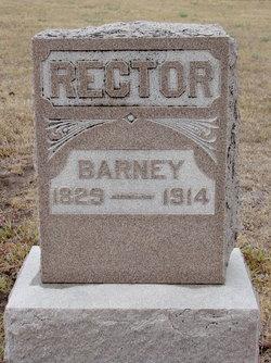Barney Rector