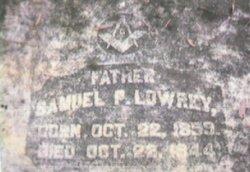 Samuel Parks Lowery