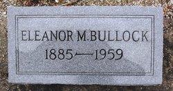 Eleanor Margaret Ellie Bullock