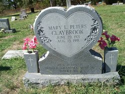 Mary L <i>Peters</i> Claybrook
