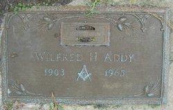 Wilford E Addy