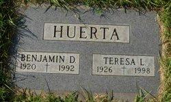 Benjamin D Huerta