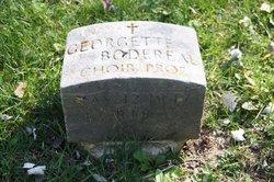 Georgette Bodereau