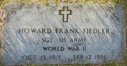 Howard Frank Fiedler