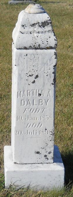Martha A Dalby