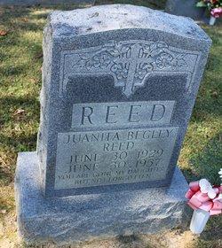 Juanita <i>Begley</i> Reed