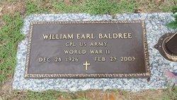 William Earl Baldree