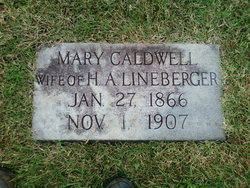 Mary Cadwell Lineberger