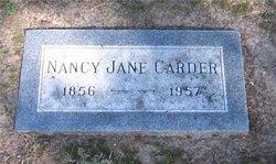 Nancy Jane Carder