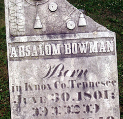 Absalom Bowman