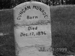 Duncan Munroe