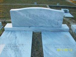 Edna Lucille <i>Nobles</i> Alexander
