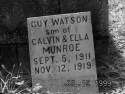 Guy Watson Munroe