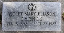 Violet Mary <i>Eliason</i> Byrnes