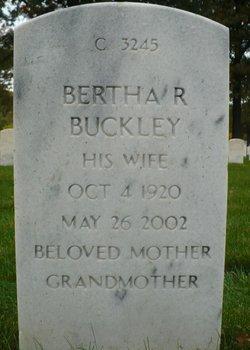 Bertha R. Buckley