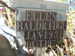 Ellen Baldridge