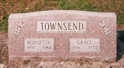 Grace <i>Greeley</i> Townsend