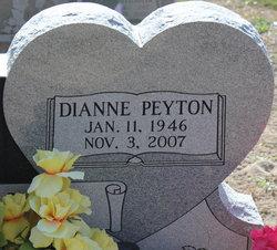 Dianne <i>Peyton</i> Cain