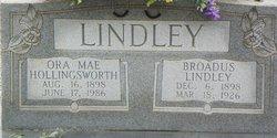 Broadus Lindley