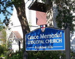 Grace Memorial Episcopal Church Cemetery