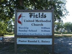 Fields United Methodist Church Cemetery