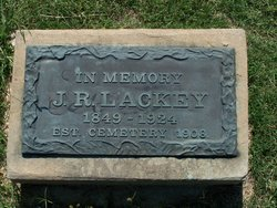 Hitchita-Lackey Cemetery