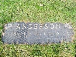 Florence Arlene <i>Nelson</i> Anderson