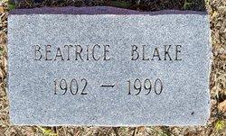 Beatrice Blake