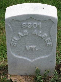 Sgt Silas Albee