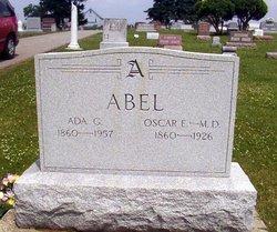 Ada Grace <i>Miller</i> Abel