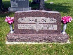 Orpha Geraldine <i>Pegg</i> Amburn
