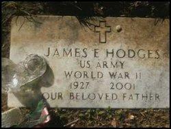 James Edwin Hodges, Sr