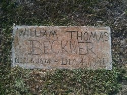 William Thomas Beckner