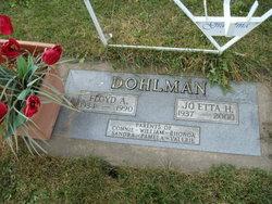 Floyd Arthur Dohlman