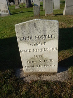 Anna <i>Foster</i> Pendleton