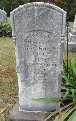 Mary M. <i>Reynolds</i> Knight