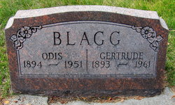 Gertrude <i>Burton</i> Blagg