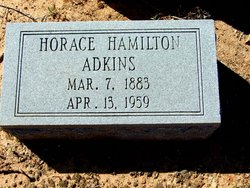 Horace Hamilton Adkins