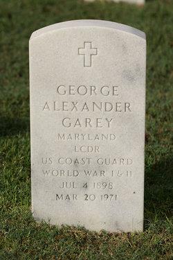 George Alexander Garey
