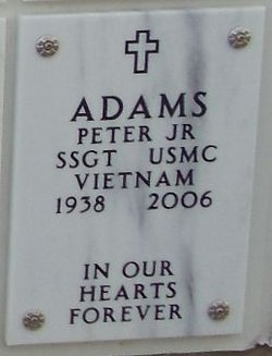Peter Adams, Jr