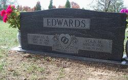Vola Mae <i>Howell</i> Edwards