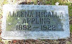 Allena Mcgalla Appling