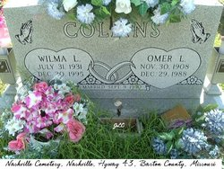 Wilma Louise <i>Edwards</i> Collins