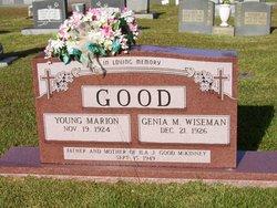Genia <i>Wiseman</i> Good