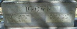 Margaret <i>Slater</i> Brown