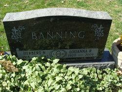 Louanna R. <i>Houk</i> Banning