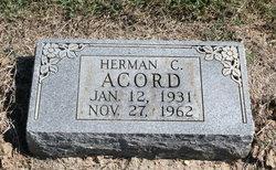Herman Clyde Acord