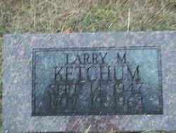 Larry Max Ketchum